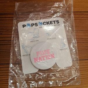 """Victoria's Secret PINK """"Pink Nation"""" PopSocket"""